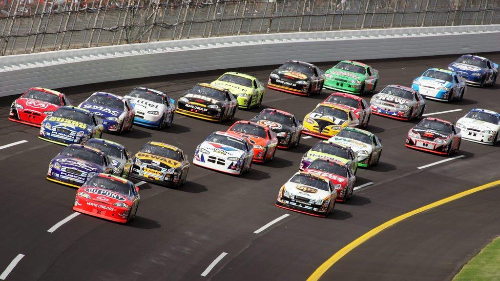 motor racing trivia