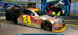 That's a wrap: Watch Jeff Gordon's Homestead car come to life