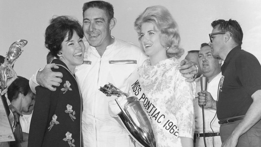 NASCAR trophy girls through the years   FOX Sports