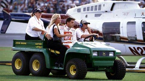 3. Coca-Cola 600 at Charlotte, May 1999