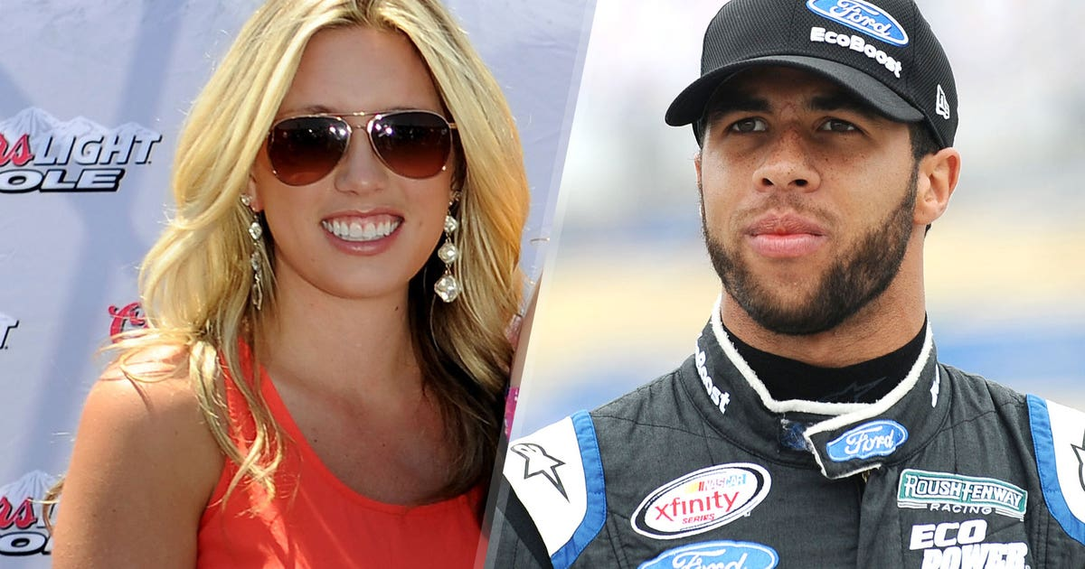 Nascar Places Bubba Wallace Brian Scott S Wife On