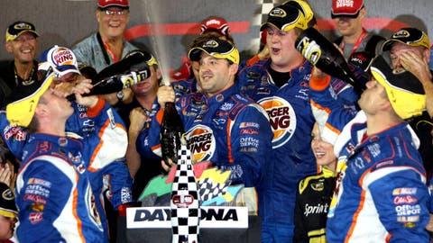 8. Daytona, July 2009