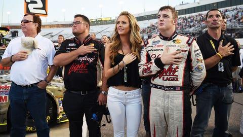 NASCAR WAG of the Week: Haley Dillon, Ty's wife