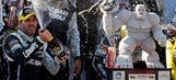 Monster mania: Winners who have doubled down (or more) at Dover