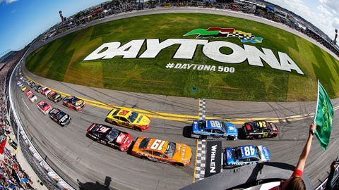 Operate a NASCAR team for a year: $24 million