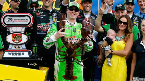 Kyle Busch, 5-Hour Energy 301, New Hampshire Motor Speedway