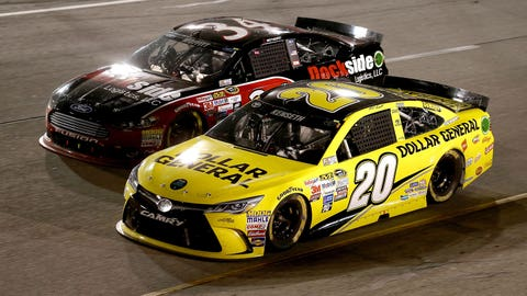 Matt Kenseth, Federated Auto Parts 400, Richmond International Raceway