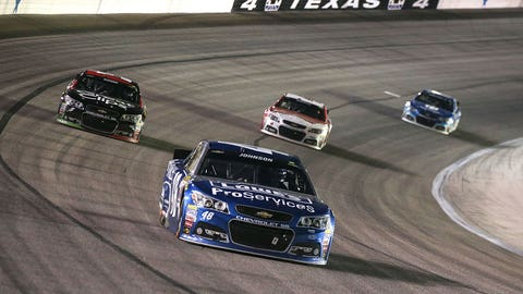 Jimmie Johnson, Duck Commander 500, Texas Motor Speedway