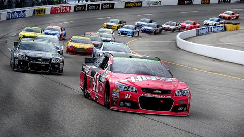 Kurt Busch, Toyota Owners 400, Richmond International Raceway