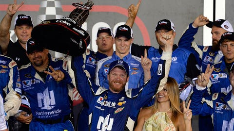 6. Dale Earnhardt Jr. $5,109,475