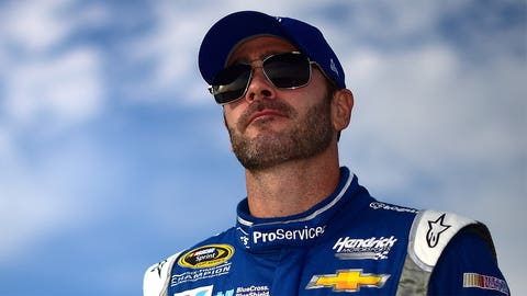 3. Jimmie Johnson