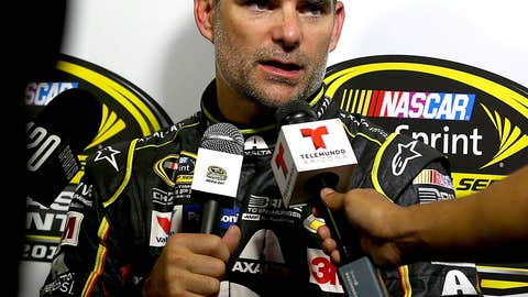 He said what? The best quotes from the Chase Contender Round Media Day