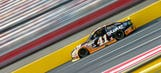 Results from second Sprint Cup practice for Bank of America 500