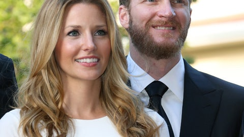 Dale Earnhardt Jr. & Amy Reimann