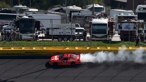 Photos: Chase Contender Round gets off to wild start at Charlotte