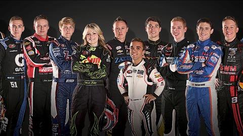 Future stars: Meet the 2015 NASCAR Next class of drivers