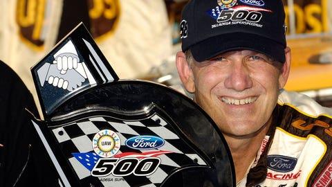 Dale Jarrett, 2 victories