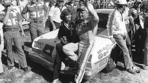 Cale Yarborough, 3 victories