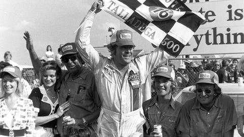 Buddy Baker, 4 victories