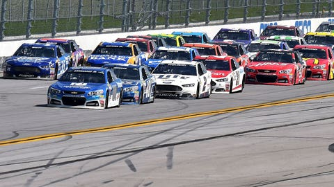Countdown: The top 5 contenders to win at Talladega