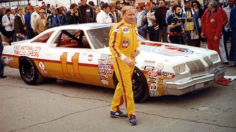 9. Cale Yarborough, born 3/27/39