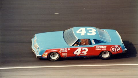 5. Richard Petty, born 7/2/37