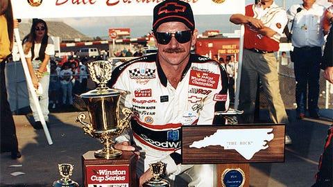 3. Dale Earnhardt, born 4/29/51
