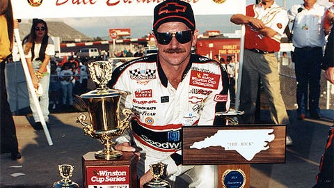 3. Dale Earnhardt, born 4/29/51