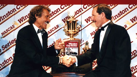 Countdown: 10 oldest drivers to win a Sprint Cup Series title