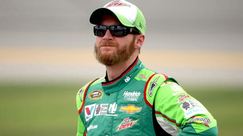 7/24 headline: Emotional Dale Earnhardt Jr. 'completely floored' by gift from fan