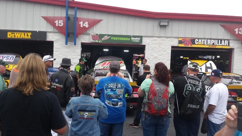 Sights & Sounds: Chase elimination day at Talladega Superspeedway