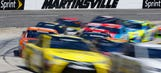 Friday's updated on-track schedule at Martinsville Speedway