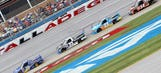 NASCAR hits truck team with stiff P4 penalty for Talladega violation