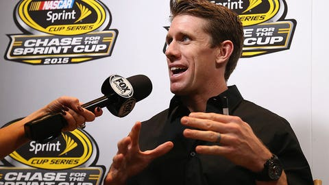 5. Carl Edwards
