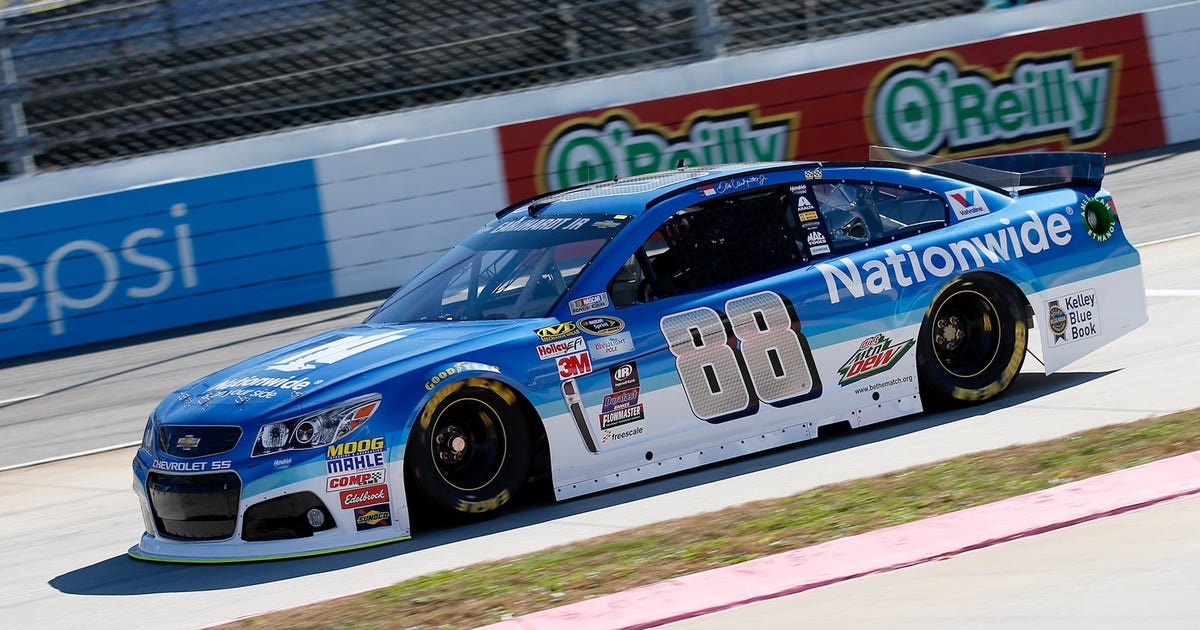 Results Dale Earnhardt Jr Fastest In Practice 2 At