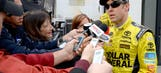 NASCAR exec discusses Kenseth-Logano incident at Martinsville