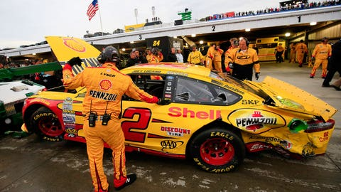 Short track showdown: The best images from Sunday's race at Martinsville