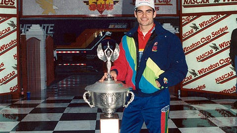 Jeff Gordon, 5