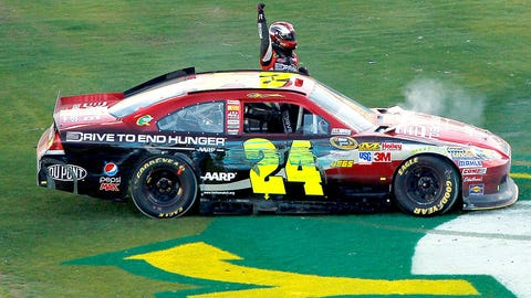Jeff Gordon, 1