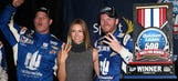 Karma comes around: Earnhardt earns Phoenix win weeks after disappointing Talladega finish