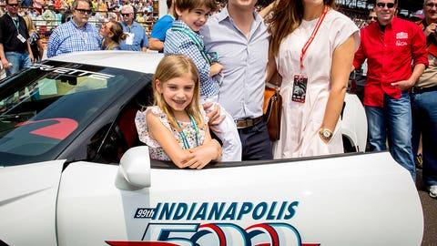 In photos: Jeff Gordon the husband, dad, celebrity, sports fan and philanthropist