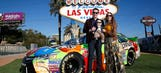 Viva Las homecoming: Kyle Busch begins making the rounds in Vegas