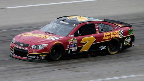 All about Alex: Look back on Alex Bowman's vast array of 2015 paint schemes