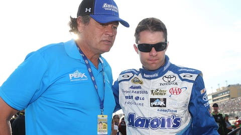 8. Michael Waltrip Racing, $9,743,671