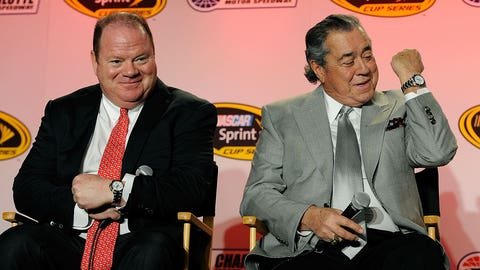 7. Chip Ganassi Racing with Felix Sabates, $9,939,966