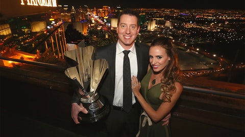 Vegas vacation: NASCAR kicks off Champion's Week in Sin City