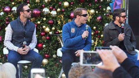 Vegas vacation: NASCAR kicks off Champion's Week in Sin City