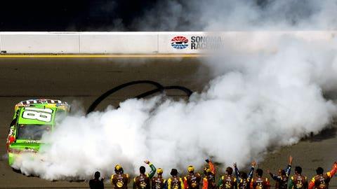 Sonoma Raceway, Toyota-Save Mart 350