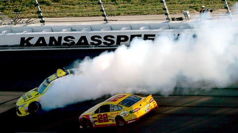 Kansas Speedway, Hollywood Casino 400