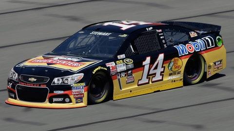 Smoke screens: Tony Stewart's 2015 Sprint Cup paint schemes